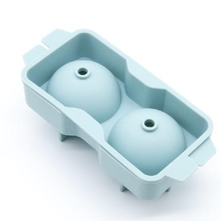 矽膠冰球製冰盒 2球
