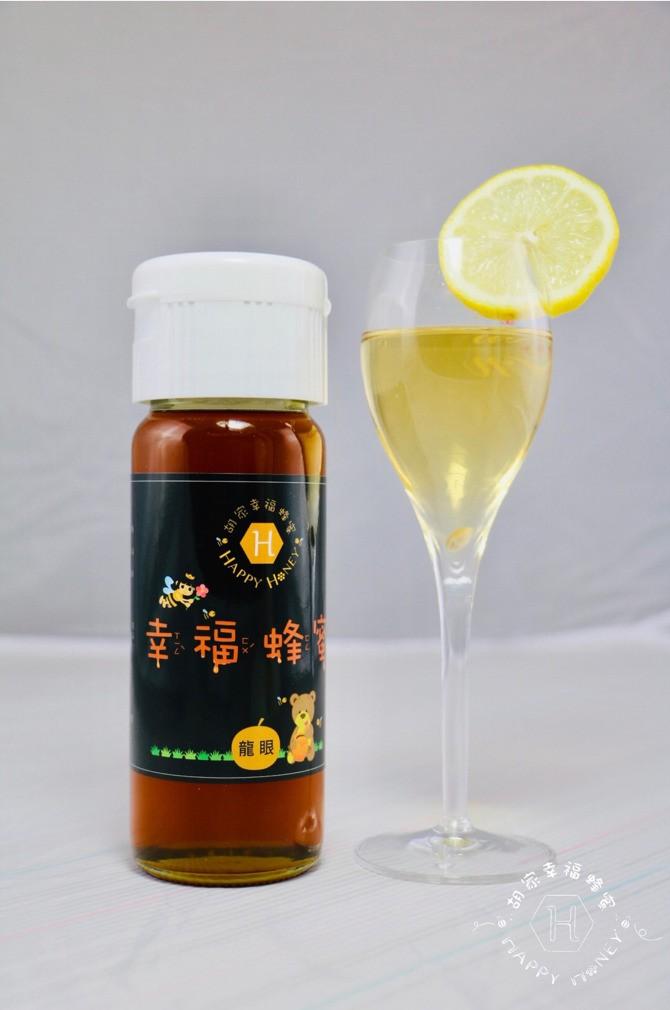 胡家幸福 龍眼純蜂蜜430g