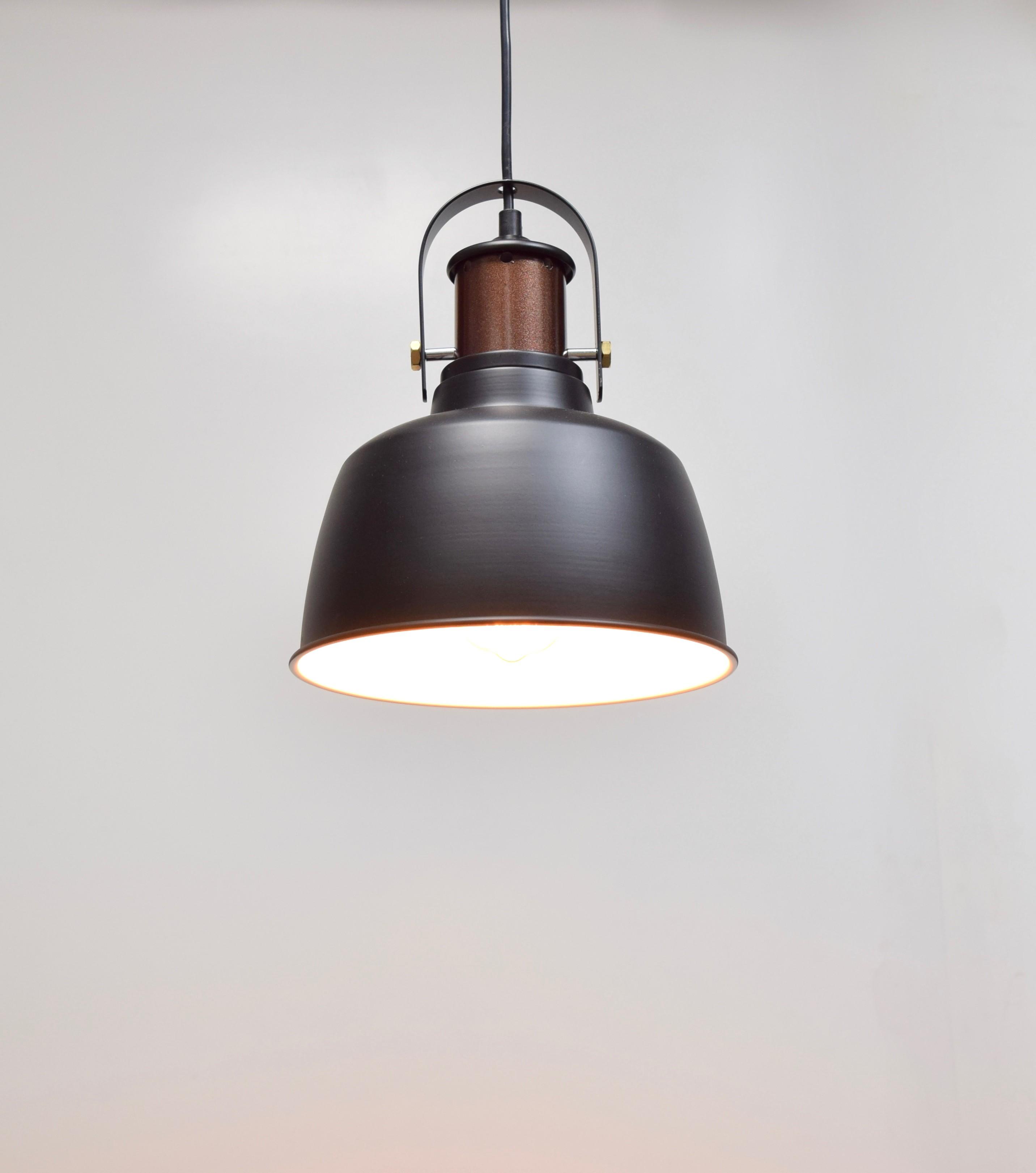 英倫復古黑色吊燈-BNL00124