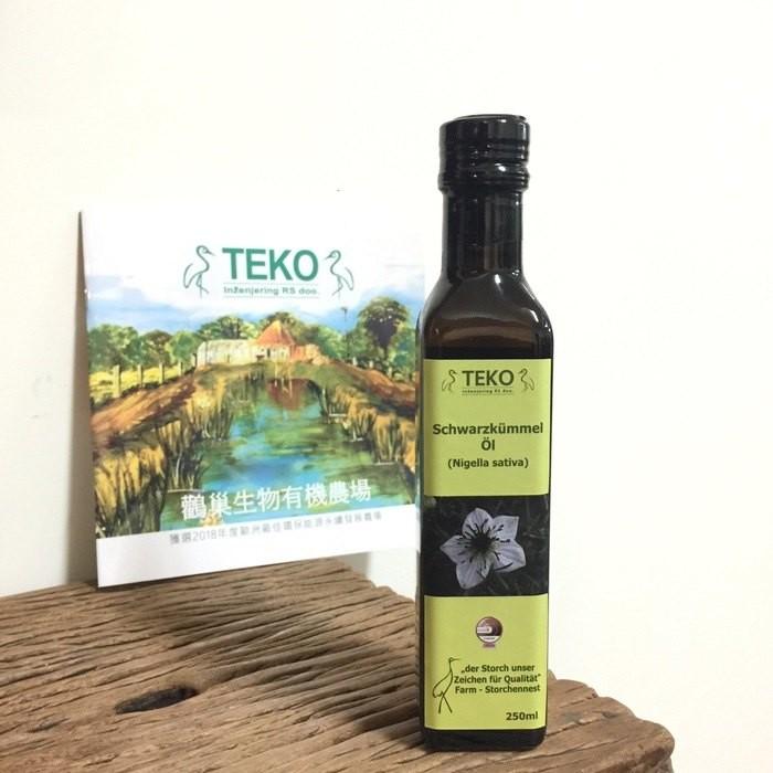 TEKO黑種草油250ml