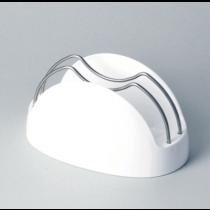 日式雜貨 半月形鉆板鍋蓋架