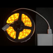 蚊盲 USB 驅蚊防水軟燈條 (6米) MR-T06240