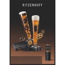RITZENHOFF黑標經典啤酒杯 / BLACK LABEL