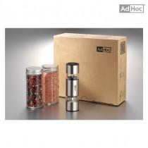 AdHoc 迷你2in1雙邊陶刀研磨禮盒組