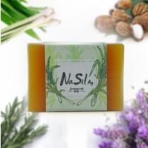 NaSil銀抗菌保濕檸檬草精油沐膚皂