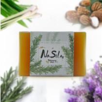 NaSil銀抗菌保濕薰衣草精油沐膚皂