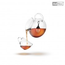 AdHoc 漂浮濾茶器