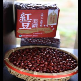 美濃農會 紅豆 豆磚 500g